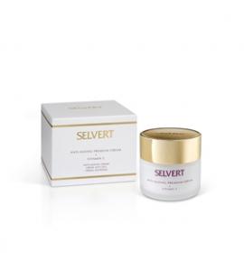 Crema Anti-edad Premium + Vitamina C Selvert