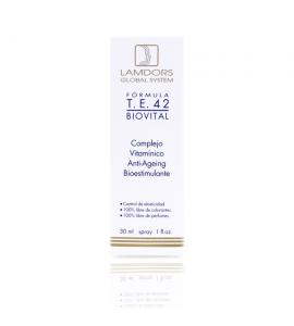 Serum Antiageing Vitamínico Plus T.E42 BIOVITAL Lamdors