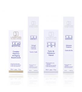 Pack Hydro- Celular Recuperador ( 4 productos ) Lamdors